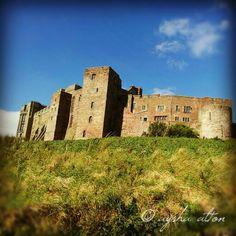 Bamburgh castle #3