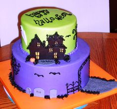 Halloween Cakes And Cupcakes : 2014 Cake Designs Ideas
