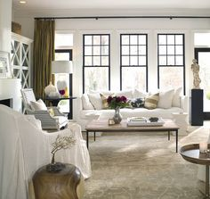 living room | patti borrelli...Erin has one of the best eyes for design...hers was one of the first blogs I found that made me all gushy over interior design..!!