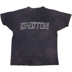 Led Zeppelin Shirt Vintage tshirt Rare 1977 Showco concert tee Robert... (33.795.020 IDR) ❤ liked on Polyvore featuring tops, t-shirts, etsy, vintage rock t shirts, graphic shirts, vintage graphic t shirts, rock t shirts and vintage t shirts