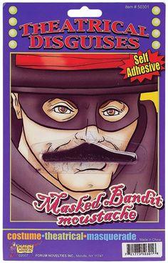Masked Bandit Moustache