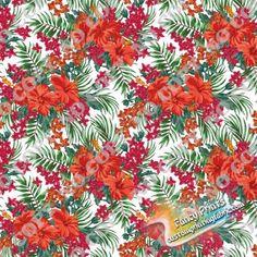 FL055 digital printed fabric, fancy custom print fabric