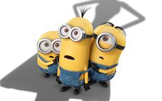 Minions | Minions HD Wallpapers | Cartoon Wallpaper | kids | Mobile Wallpapers | iphone Wallpapers Minions Bob, Minions Cartoon, Minions Funny Images, Minions Quotes, Funny Minion, Sports Humor, Soccer Humor, Football Humor, Funny Sports