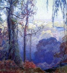 The Mystic Spell (1915) - Carl R. Krafft - (American, 1884 - 1938)
