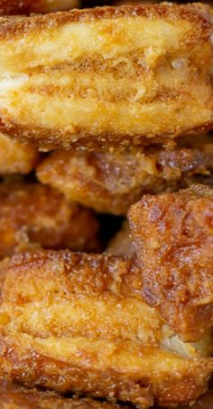 Honey Mustard Pretzel Pieces
