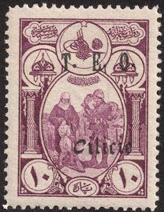 Big Blue 1840-1940: Missing C's-Cilicia