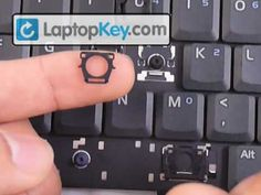 Awesome Individual Laptop Keyboard Keys HP Compaq Pavillion Fix Repair Installation Guide