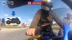 Como Frenar en Moto !!!!! Motorcycles, Youtube, Motorbikes, Youtubers, Motorcycle, Youtube Movies, Choppers, Crotch Rockets