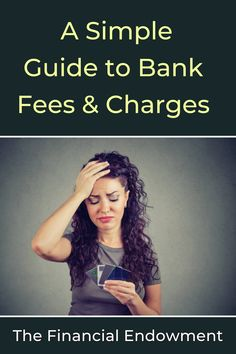 what are these bank fees? Monthly maintenance fees– A fee charged by some banks if certain requirements are not met. So for example. #finance #business #money #investing #investment #entrepreneur #financialfreedom #bank #fees