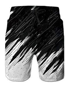 Komfortabel: 100% Polyester, schnell trocknendes Gewebe, UPF 50+, der 90% der schädlichen ultravioletten Strahlen der Sonne abschirmt Einzigartiges Design: Diese Badeshorts für Herren ist mit netzfutter,verstellbarem tunnelzug und tasche.Genießen Sie Ihre Sommer Aktivitäten Neuheit 3D-Muster: Herren Schwimmhosen haben viele verschiedene 3D Grafik zur Auswahl. Nie verblassen, knacken, schälen oder abblättern Anlässe: Herren Badehose eignen sich für verschiedene Sportarten und… Jogger, Trunks, Swimming, Swimwear, Design, Fashion, Beams, Swim Trunks, Sweat Pants