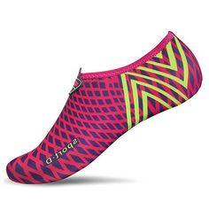 L-RUN Women's Flexible Shoes for Dance Yoga Swim Suft Driving