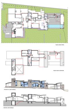 Stretto house model