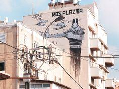 Tel Aviv, Israel - Street Art