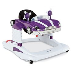 Combi All-in-One Mobile Entertainer - Purple | My Urban Child -