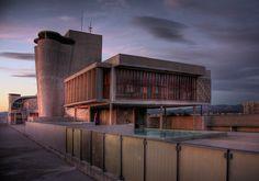 AD Classics: Unite d' Habitation / Le Corbusier unite_PictFactory – ArchDaily