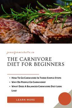 Learn which mistakes I see people make when trying to adopt the carnivore diet. #carnivorediet #jennifermichelleco #carnivore Diet Tips, Diet Recipes, Brat Diet, Rheumatoid Arthritis Diet, Bulletproof Diet, Fodmap Diet, Low Fodmap, Diets For Women, Dash Diet