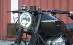 Backroad Burner - KickMoto Honda CB750 via returnofthecaferacers.com
