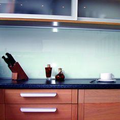 Accesorii Mobilier Bucatarie Profil Aluminiu cu Sticla Waterfall Flat Screen, Kitchen Cabinets, Home Decor, Blood Plasma, Decoration Home, Room Decor, Cabinets, Flatscreen, Home Interior Design