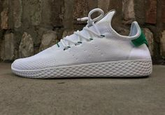 Pharrell turns to the Stan Smith for next Adidas collab. Pharrell's 'Human Race' Adidas NMDs, although limited, were a roaring success throughout last year b. Adidas Originals Sneaker, Sneakers Adidas, New Sneakers, Adidas Nmd, Sneakers Fashion, Me Too Shoes, Men's Shoes, Shoe Boots, Pharrell Williams