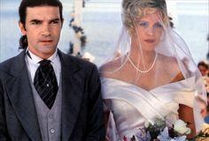 Antonio Banderas y Melanie Grifith
