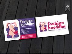 Logo voor een nieuwe webshop fashionboeddha.com
