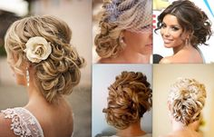 Interesting impression on curly wedding hairstyle Post_94 | Newest wedding ideas