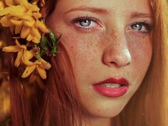 'Freckled' Photo Series Celebrates Red Heads In The Most Beautiful Way Possible | Bustle