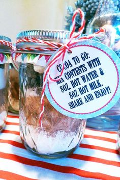 Christmas party favor gift ideas