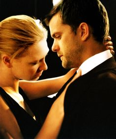 Peter and Olivia / Joshua Jackson and Anna Torv in Fringe