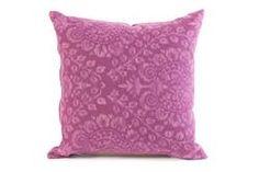 Curlicue Pillow