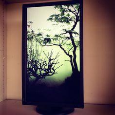 "Wu Chi-Tsung ""Landscape in the Mist - 002"""