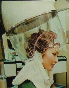 Asian Perm, Vintage Hair Salons, Best Affordable Hair Dryer, Hair Dryer Brands, Best Hair Dryer, Wet Set, Hair Setting, Roller Set, Curlers