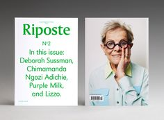Image result for riposte magazine