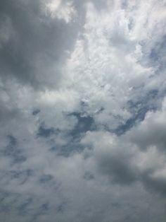2016년 6월 16일의 하늘 #sky #cloud