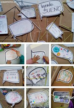 Cuentos-de-carton-Manualidades-niños-carton-reciclado