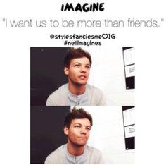 Louis, no prob dear ; Louis Imagines, Louis Tomlinson Imagines, 1d Imagines, Imagines One Direction, One Direction Drawings, One Direction Photos, One Direction Humor, 1d Day, Faith Hill