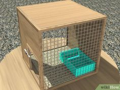 Image titled Make a Rabbit Cage Step 9
