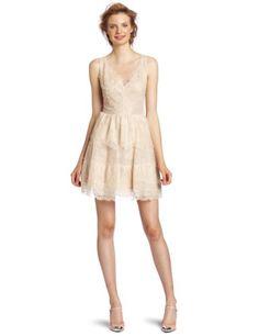Amazon.com: BCBGMAXAZRIA Women's Willa Lace Dress: Clothing
