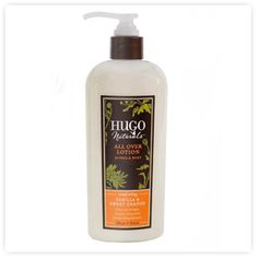 Try out this 100% natural lotion by Hugo Naturals and revitalize your skin! http://www.greengrabbag.com/archives/category/skin-care