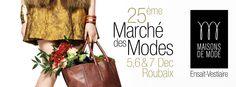 Marché des modes _ Maisons de mode _ Vestiaire et Ensait _ Roubaix