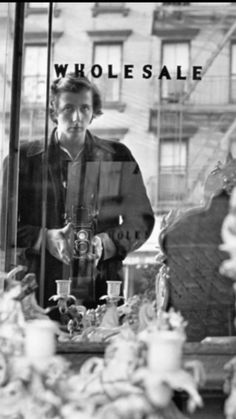Vivian Maier - a full time nanny in Chicago who took amazing street life photograph.