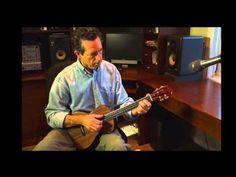"Cocobolo Baritone Ukulele Demo - ""Hope"" - musician and luthier Jay Lichty"