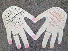 Valentines day craft :)