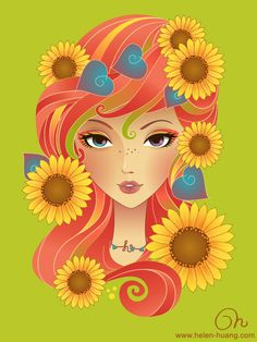 Four Seasons Summer by CQcat on deviantART