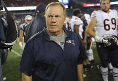 Bill Belichick isn't too attached to his current 53-man roster. (Bob…