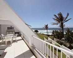 Fleetwood on Sea No stunning 2 bedroom beachfront apartment in Umhlanga Rocks. Kwazulu Natal, North Coast, Winter House, Walkway, Open Plan, Sun Lounger, The Hamptons, Stairs, Sea