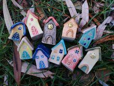 5 cm-es kis házak