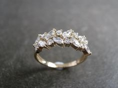 Just a pretty ring. Not for wedding or engagement. Just pretty.