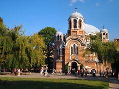 SIGHTS. Sveti Sedmochislenitsi Church. Sofia, Bulgaria - Sveti Sedmochislenitsi Church Sveti Sedmochislenitsi Church in Sofia.