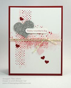 Bloomin' Love Swap Card Shared by Dawn Olchefske #dostamping #stampinup (Tina Adams)